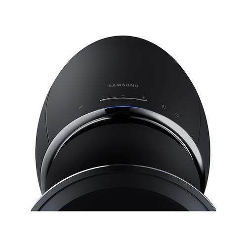 Samsung - Radiant360 R7 Wi-Fi/Bluetooth Speaker