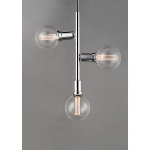 Molecule 3-Light Pendant