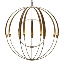 See Details - Double Cirque Large Scale Chandelier