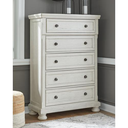 Signature Design By Ashley - Robbinsdale Chest of Drawers