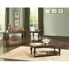 Antoinette 3-Piece Set (Cocktail & 2 End Tables)