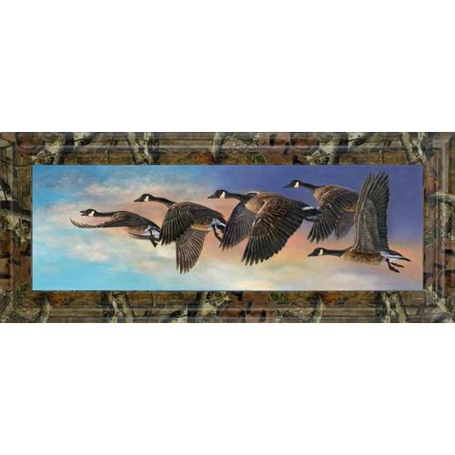 """Ascent"" By Carolyn Mock Framed Print Wall art"