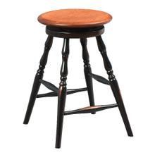 """View Product - 24"""" Round Seat Swivel Stool"""