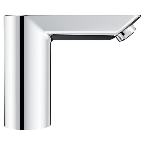 Baucosmopolitan E Touchless Electronic Faucet With Temperature Control Lever, Ac-powered