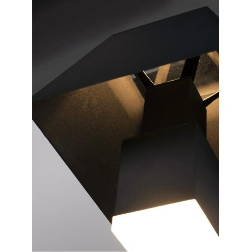Pavilion LED Outdoor Wall Sconce