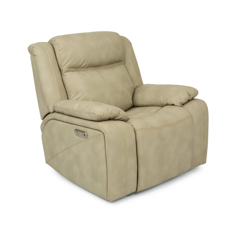 Journey Power Gliding Recliner with Power Headrest