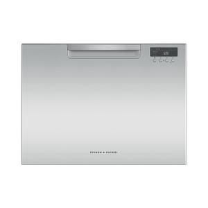 Single DishDrawer Dishwasher, Tall, Sanitize - STAINLESS STEEL