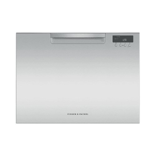 Single DishDrawer Dishwasher, Tall, Sanitize