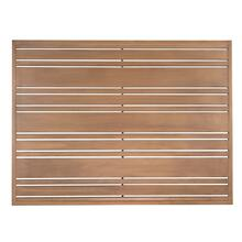 "Tri-Slat 36"" x 48"" Rectangular Top"
