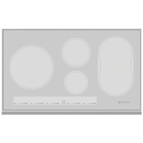 "Hestan - 36"" Induction Cooktop - KIC Series - Metallic-silver"