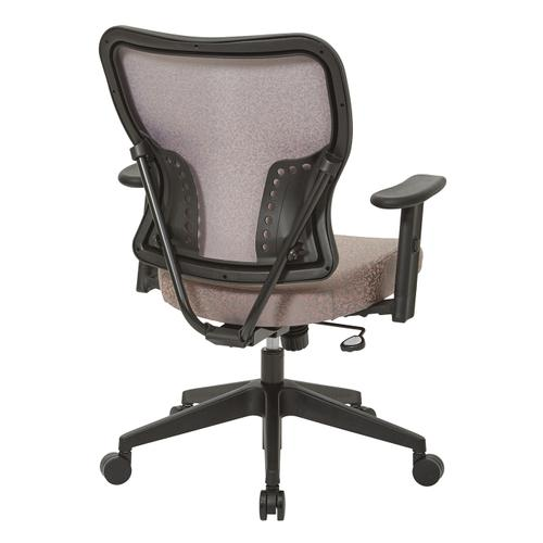 Deluxe 2 To 1 Mechanical Height Adjustable Arms Chair