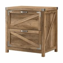 See Details - 2 Drawer Lateral File Cabinet, Reclaimed Pine