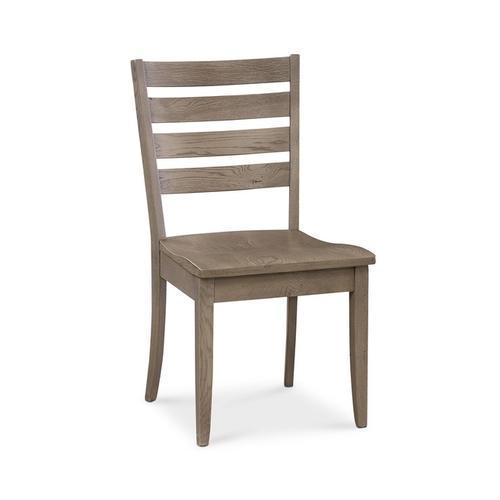Bassett Furniture - Larson Oak Side Chair