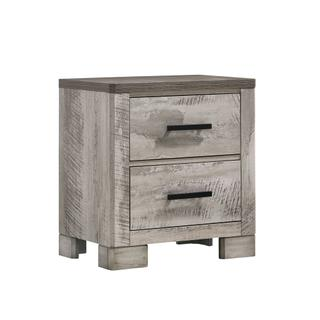 See Details - Millers Cove 2-Drawer Nightstand
