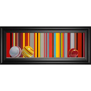 """The Four Seasons - Fall"" By Kevork Cholakian Framed Print Wall Art"