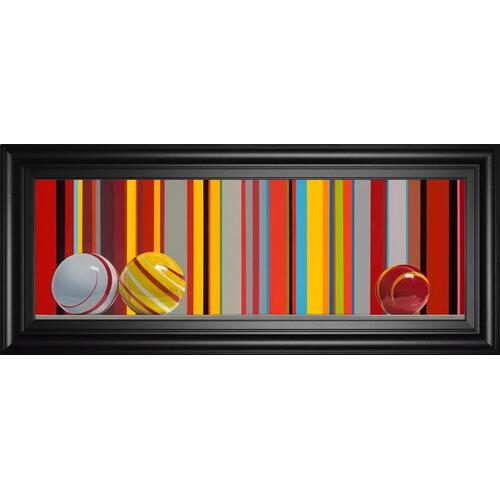 "Classy Art - ""The Four Seasons - Fall"" By Kevork Cholakian Framed Print Wall Art"