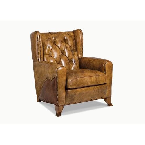 Expedition Tufted Chair