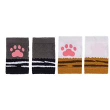 See Details - 6 pc. ppk. Paw Fingerless Gloves (6 pc. ppk.)