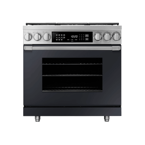 "Dacor36"" Dual Fuel Pro Range, Anthracite, Natural Gas"