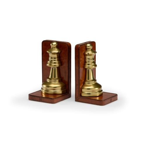 Large Game Room Bookends (pr)