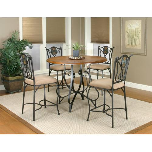 Vail Counter Height Dining Set (5 Piece)