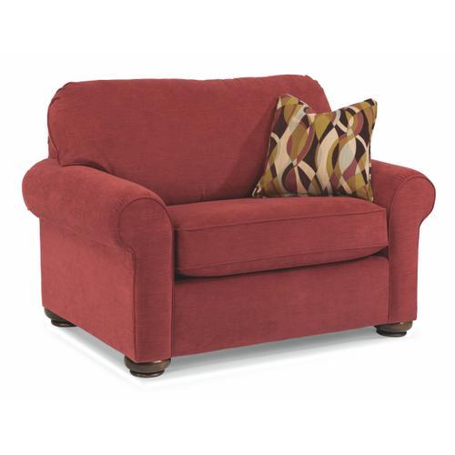 Flexsteel - Preston Chair and a Half