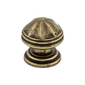 London Knob 1 1/4 Inch German Bronze