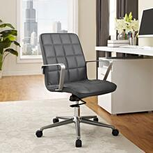 Tile Office Chair in Gray