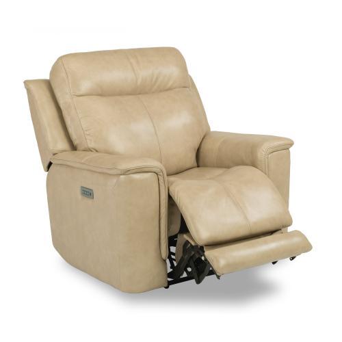 Product Image - Miller Power Recliner with Power Headrest & Lumbar