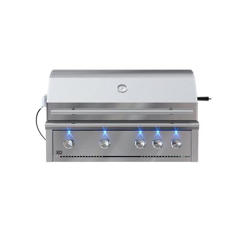 42in Grill 4 Burner w/ Rotiss Burner LP also avail NG
