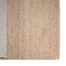 Penta II 96.3 x 60 Beige Wool Handwoven Rug