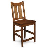 "Newton Stationary Barstool, 30"" Seat Height Product Image"