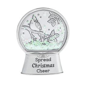 Figurine - Spread Christmas Cheer
