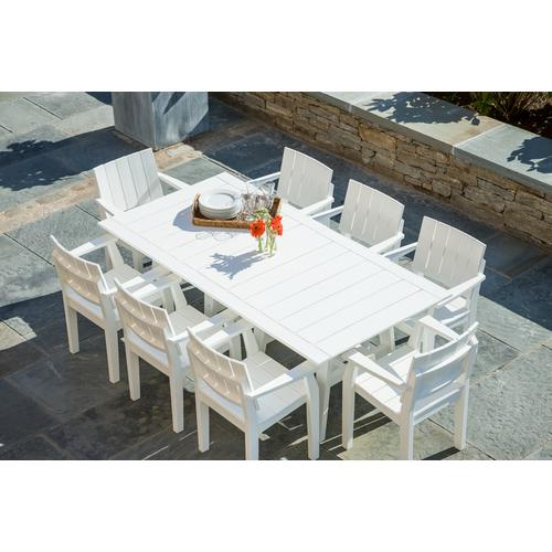 Seaside Casual - Mad 40x40 Dining Table (274)