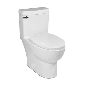 White MALIBU II Two-Piece Toilet Product Image