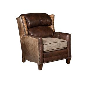 Santorini Leather/Fabric Power Recliner