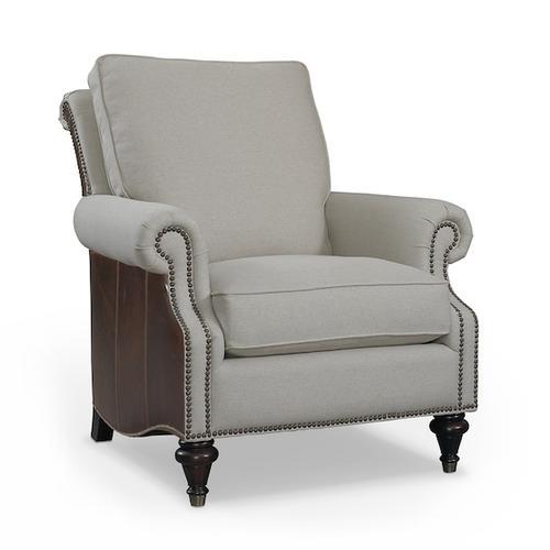 Bassett Furniture - Oxford Leather Recliner