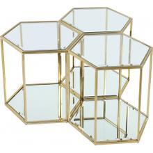 "Sei Modular 3 Piece End Table - 40"" W x 40"" D x 23.5"" H"
