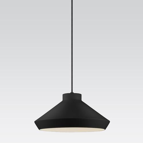Sonneman - A Way of Light - Koma Meiji Pendant [Color/Finish=Satin Black, Base Type=E26]