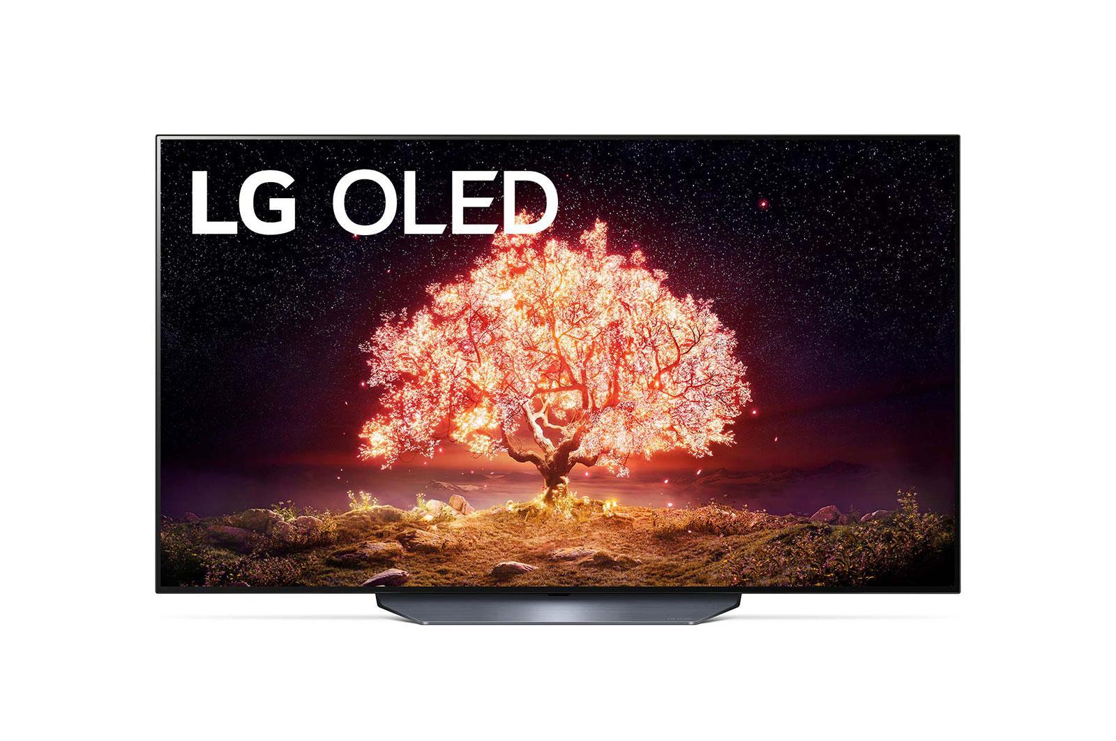 LG B1 55 inch Class 4K Smart OLED TV w/ AI ThinQ® (54.6'' Diag)