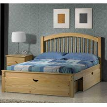 See Details - 53 Jumbo Drawer At Foot of Full Size Bed