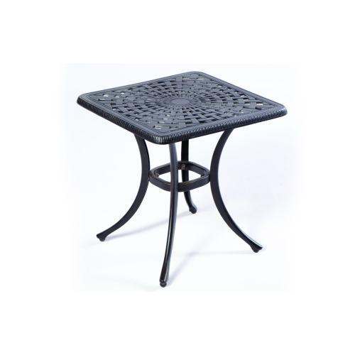 """Cobblestone 21"""" Square Side Table"""