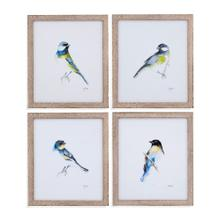 Watercolor Songbirds