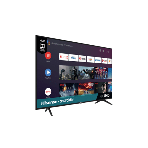 "50"" Class - H6590 Series - 4K UHD Hisense Android Smart TV (2019) SUPPORT"