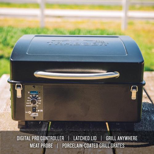 Traeger Grills - Traeger Scout Pellet Grill