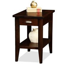 Drawer Chairside Table - Laurent Collection #10506