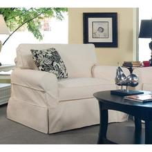 View Product - Bedford Chair with Slipcover