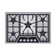 "Masterpiece 30"" Stainless steel gas cooktop 5 Burner SGSX305FS"