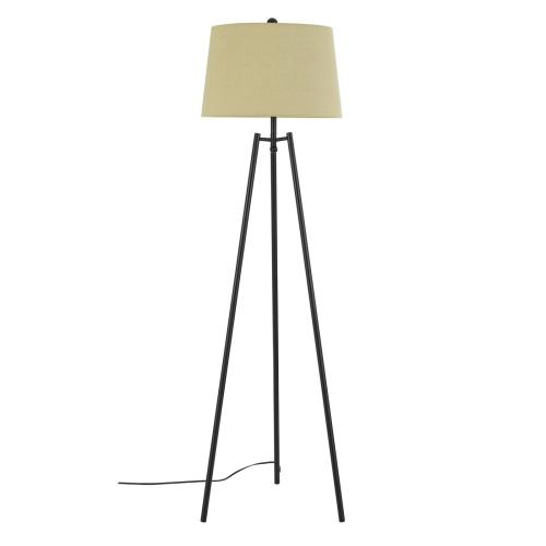 150W 3 Way Reggio Tripod Metal Floor Lamp