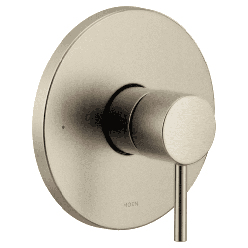Align brushed nickel m-core 3-series valve only